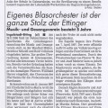 Chor 2002