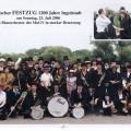 Chor und Blasorchester 2006